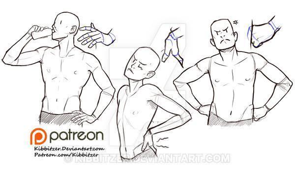 人體怎么畫?需要這樣練!