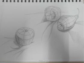 《素描水果怎么畫》By mxmarx
